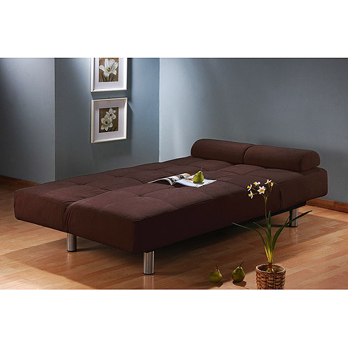 Atherton Home Manhattan Convertible Futon Sofa Bed and Lounger Multiple Colors Best Sofas
