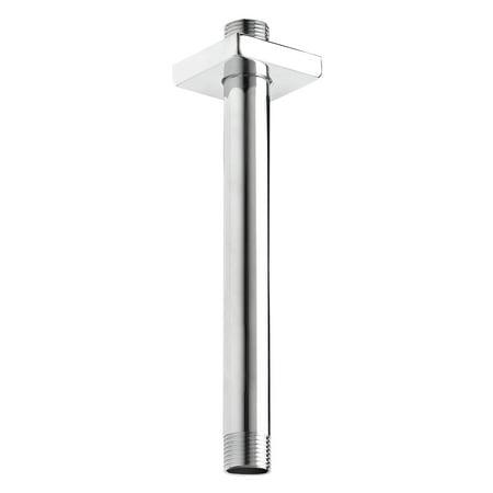 Belanger FCDEC0006 Square 8 in. Ceiling Shower Arm and Flange Kit