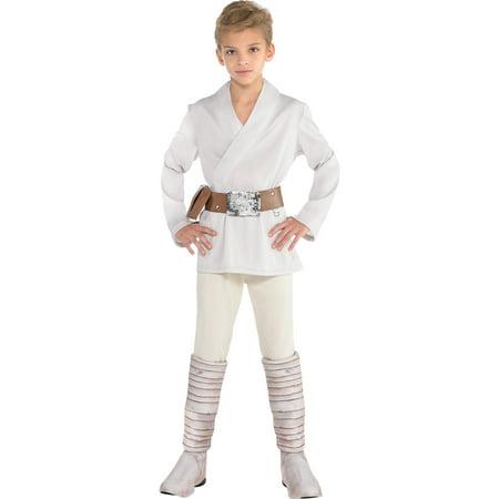 Luke Skywalker Cosplay (Suit Yourself Luke Skywalker Halloween Costume for Boys, Star Wars, Includes)