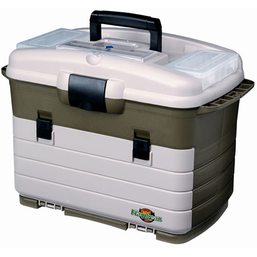 Flambeau Outdoors Kwikdraw Front Loader Tackle Box