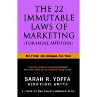 The 22 Immutable Laws of Marketing (for Indie Authors) - eBook