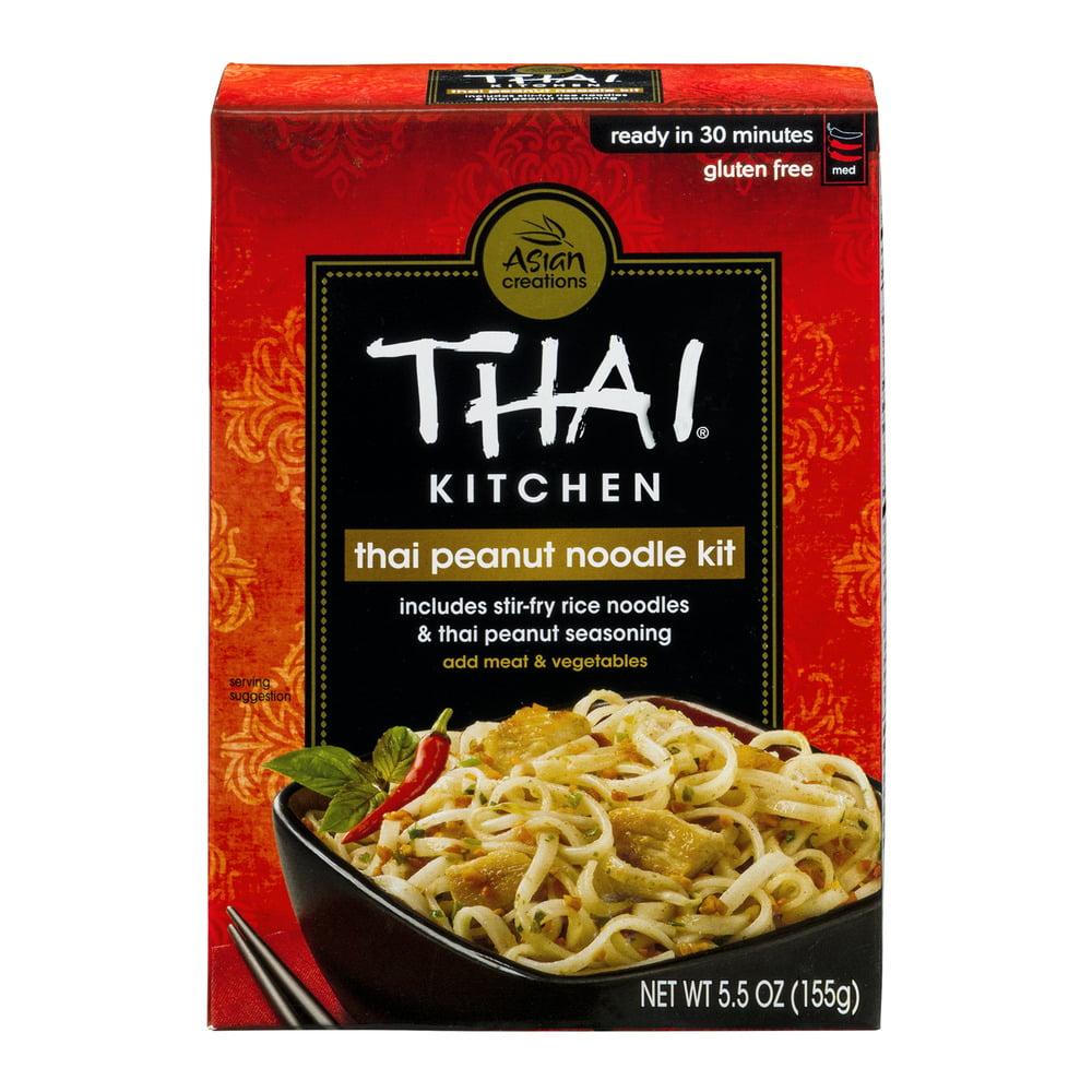 Thai Kitchen Thai Peanut Noodle Kit, 5.5 OZ