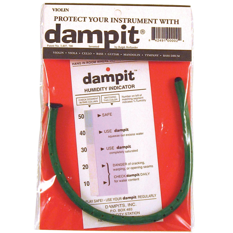 Humidifier, DAMPIT, violin