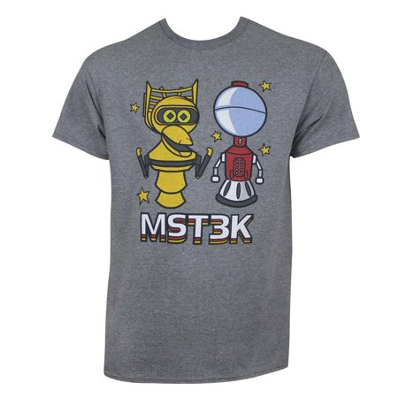 Mystery Science Theater 3000 Chibi Robots Tee -