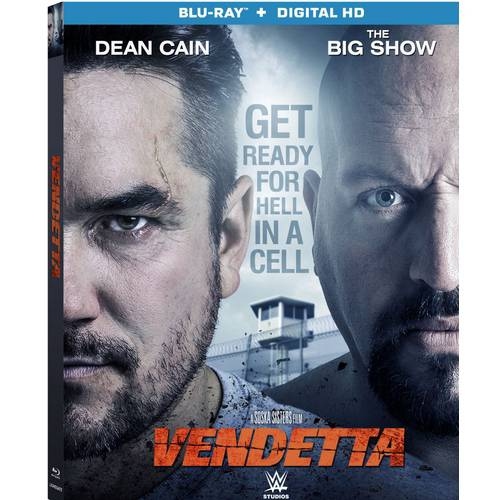 Vendetta (Blu-ray + Digital HD) (With INSTAWATCH) (Widescreen)