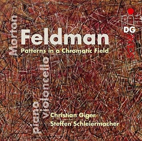 Schleiermacher, Steffen (Piano) Giger, - Feldman: Patterns in a Chromatic Field [CD]