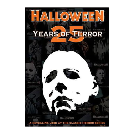 Halloween: 25 Years Of Terror (Full Frame) (All Year Halloween Store)