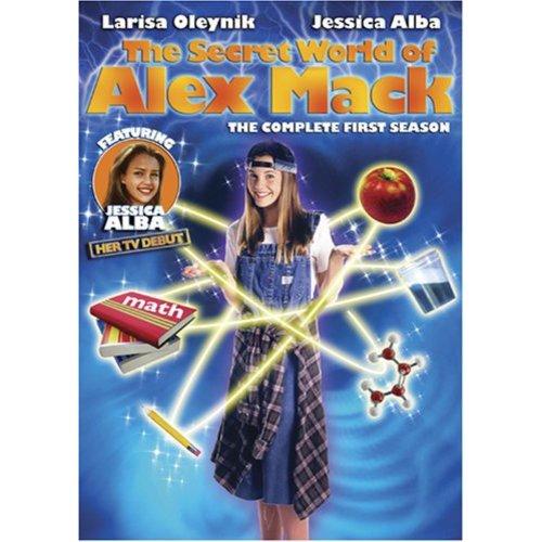 The Secret World Of Alex Mack: The Complete First Season (Full Frame)