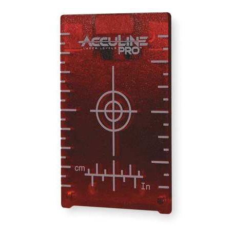 JOHNSON 40-6370 Magnetic Floor Target For Laser