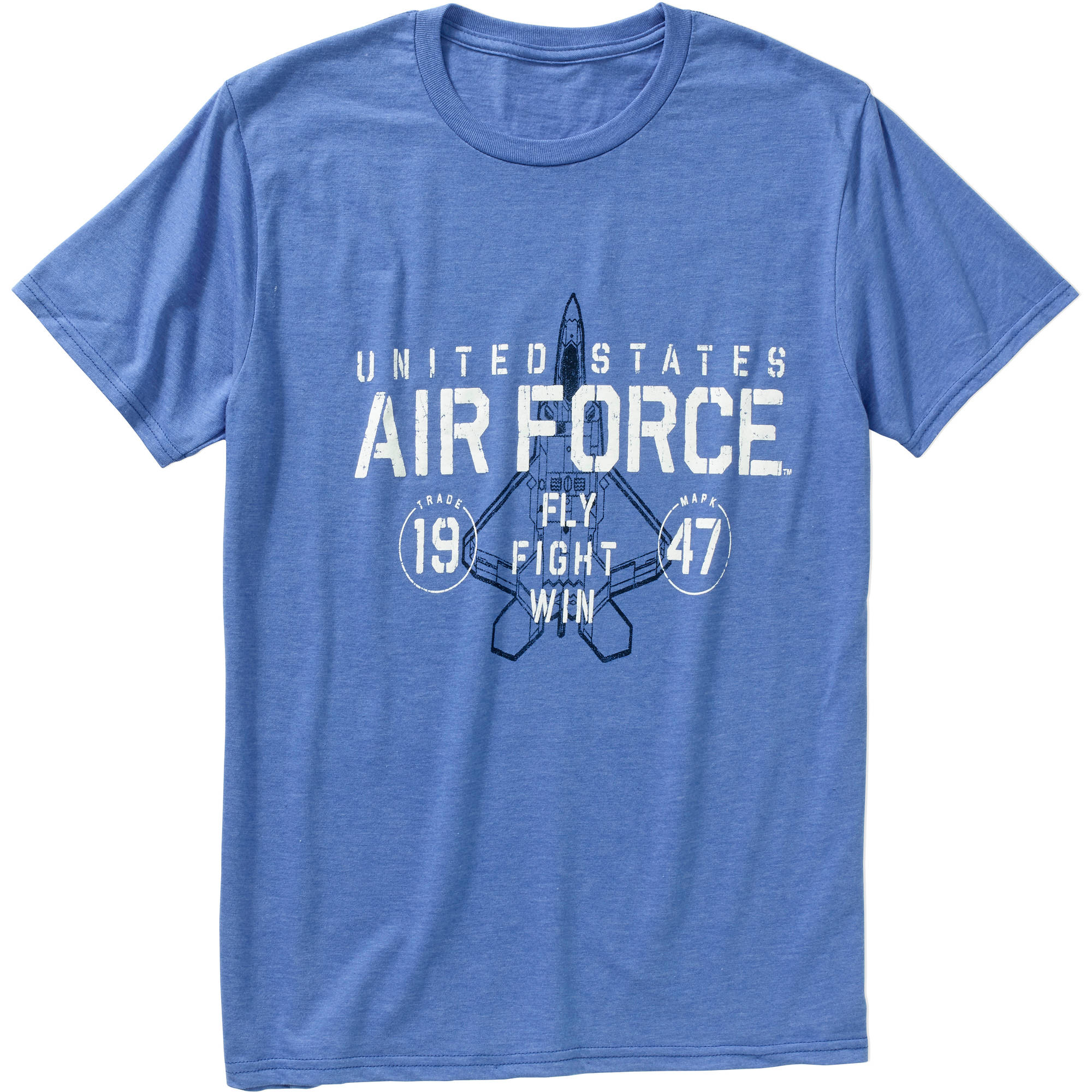 Men's Military Officially Licensed USAF Honor & Commitment Tee, 2XL