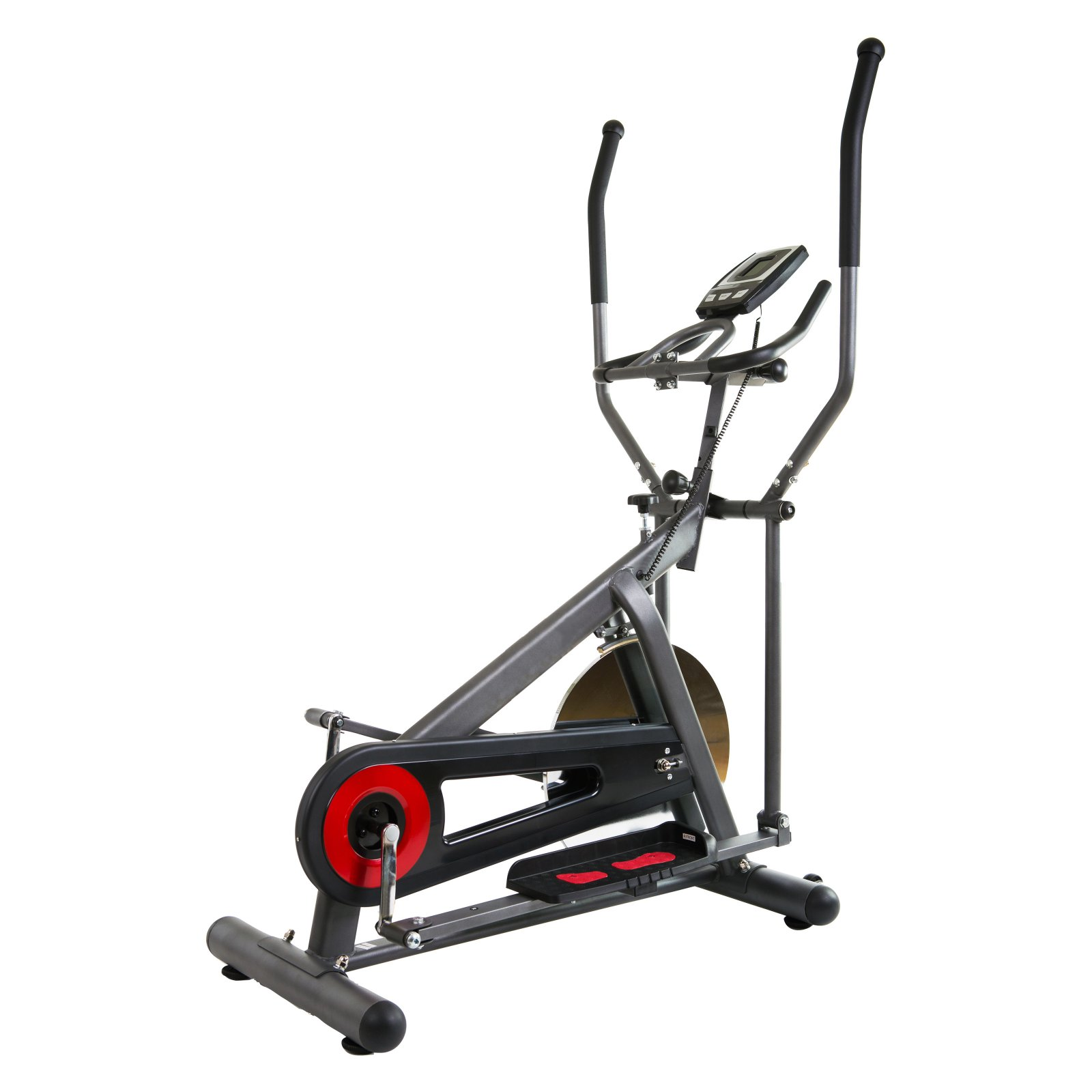 Body Power BFX8000 Elliptical Cross Trainer with Monitor