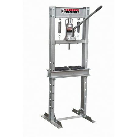 (12 ton H-Frame Industrial Heavy Duty Floor Shop Press)