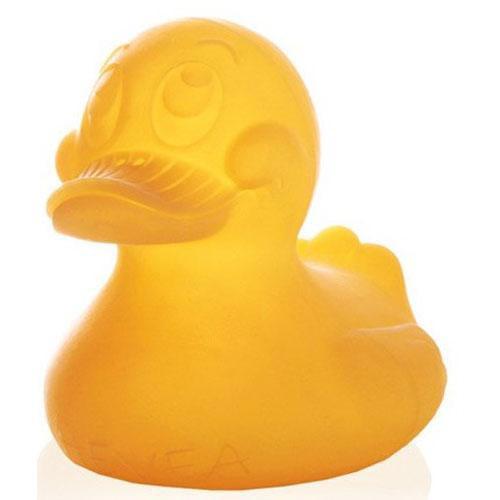 One Dozen 2 inches Tootsie Rubber Duckies