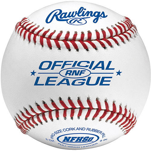 Rawlings RNF Offical Baseball of the NFHS
