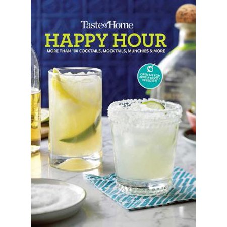 Taste of Home Happy Hour Mini Binder : More Than 100+ Cocktails, Mocktails, Munchies & More](Halloween Munchies)