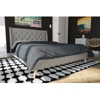 Novogratz Her Majesty Bed, Multiple Options Available