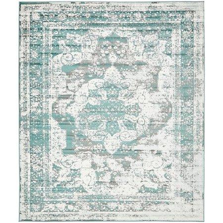 unique loom sofia hand woven turquoise gray area rug. Black Bedroom Furniture Sets. Home Design Ideas
