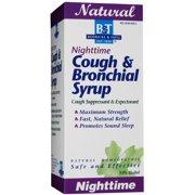 Cough & Bronchial Syrup-Nighttime Boericke & Tafel 8 oz Liquid