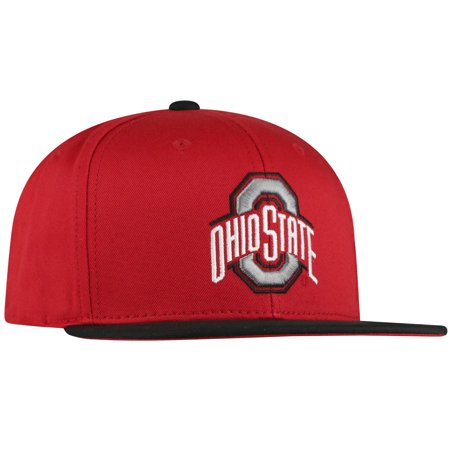 new style 2ef18 899db Ohio State Buckeyes Official NCAA Adjustable Youth Maverick Hat Cap Flat  Bill by Top of the World 359847 - Walmart.com
