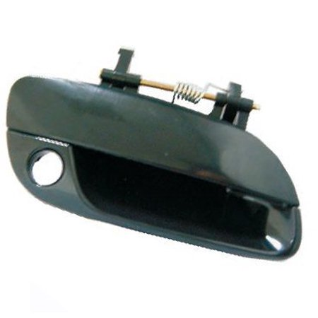 Hyundai Elantra 01-06 Outside Door Handle Front RH US Passenger Side, OEM comparable design to ensure the structural fitment and strength. By Depo from USA
