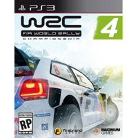 Wrc 4: World Rally Championship (Maximum Family Games)