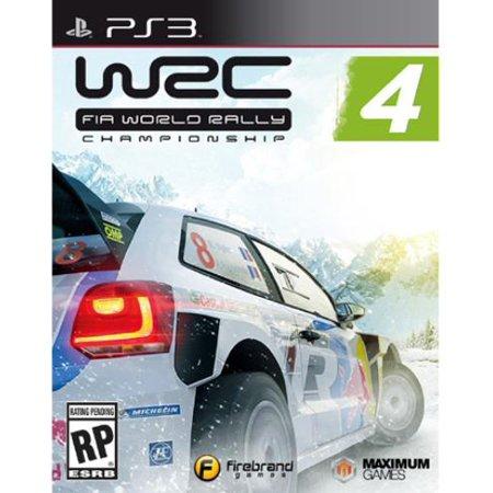 Wrc 4: World Rally Championship (Maximum Family - Rally Games For School