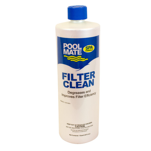 Pool Mate Spa Filter Clean and Clear by Pool Mate