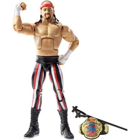 WWE Elite Terry Funk Figure