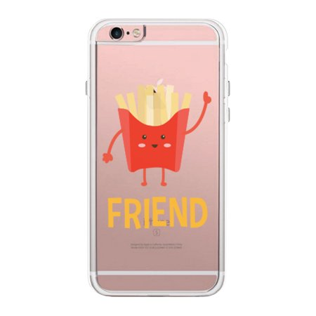 Fries iPhone 6 6S Phone Case Best Friends Matching