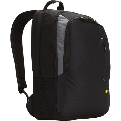 Case Logic VNB-217 17-Inch Laptop Backpack with Optical Mouse (Black) by Case Logic