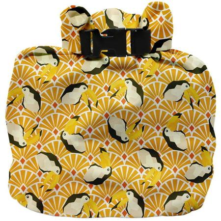 Dreams Wet Bag (Bambino Mio Wet Diaper Bag, Toucan)