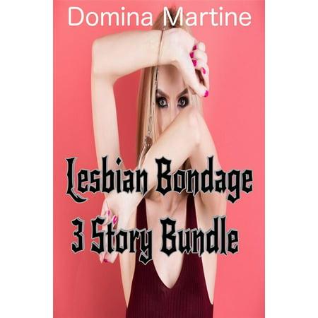 Lesbian Bondage 3 Story Bundle - eBook
