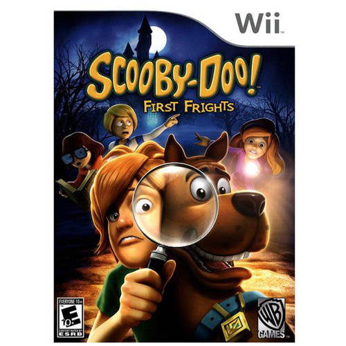 Scooby Doo First Frights  (Wii) - Pre-Owned