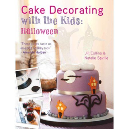 Cake Decorating with the Kids - Halloween - - Halloween Decorating Ideas For Kids