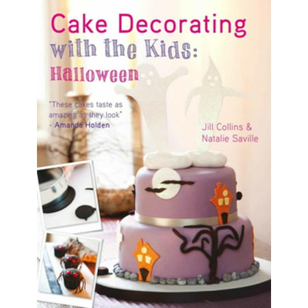 Cake Decorating with the Kids - Halloween - - Children's Halloween Cakes