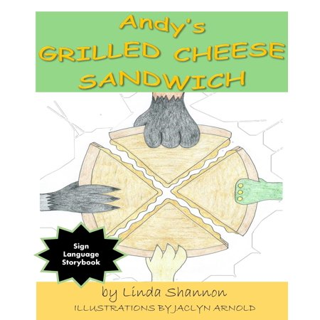 Andy's Grilled Cheese Sandwich