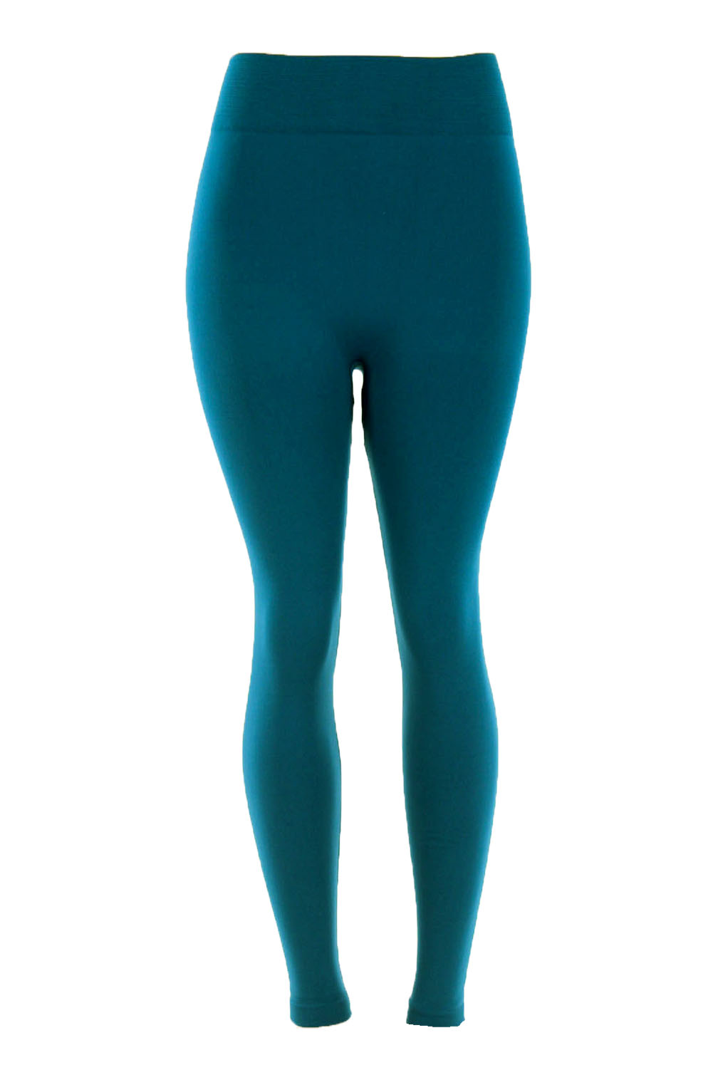 Docele Women's Regular & Plus Size Fleece Lined Leggings