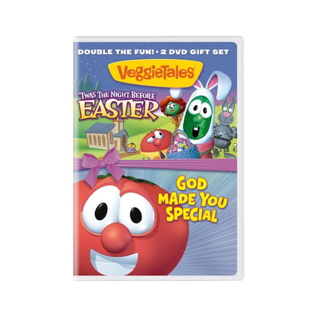 Veggie Tales: 'Twas The Night Before Easter / God Made You Special