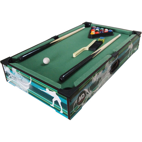 "Medal Sports 24"" Table Top Pool Table"