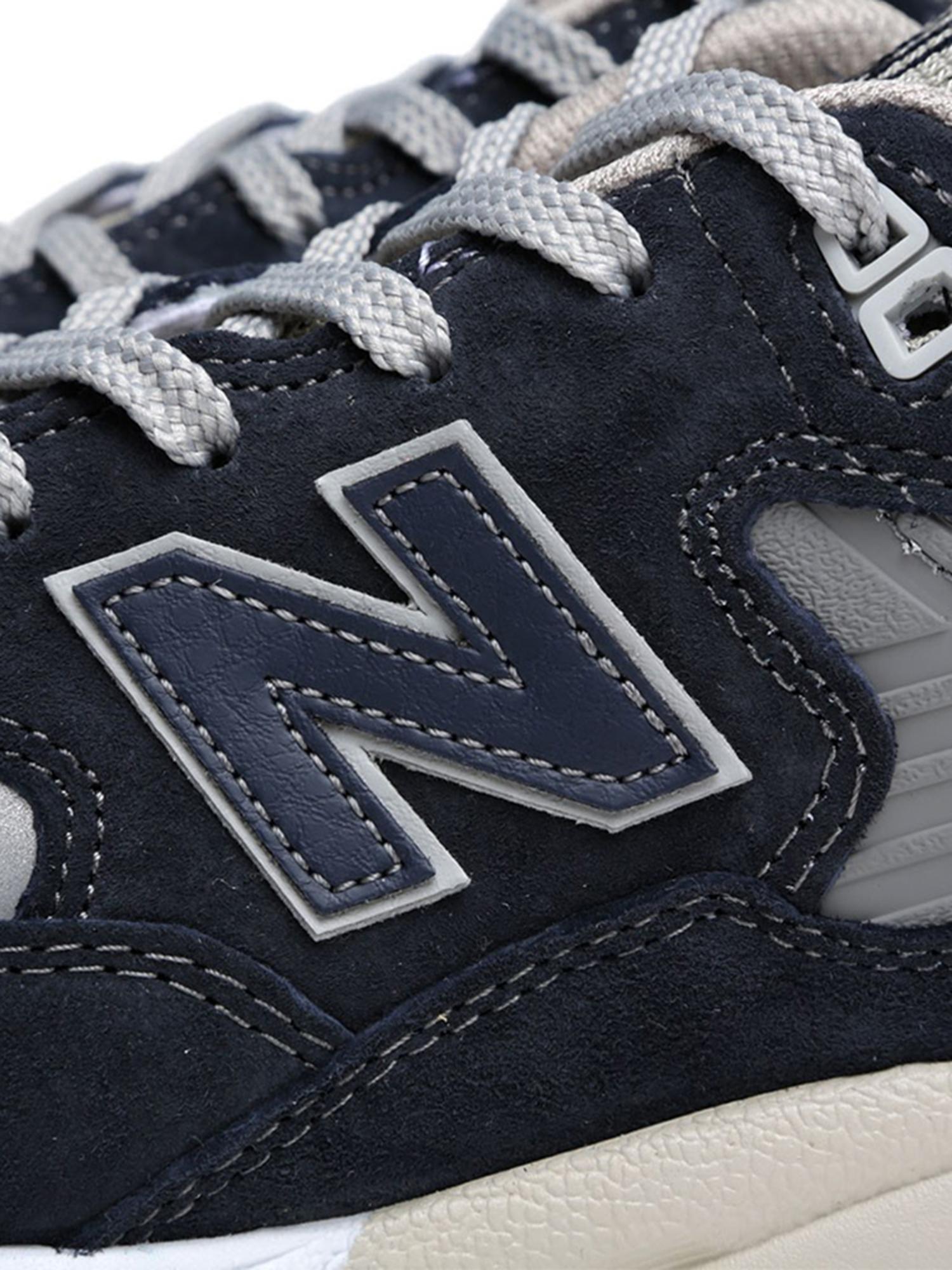 New Balance Men's 580 Elite Edition REVLite Sneakers MRT580NV Navy SZ 5