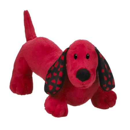 Valentines Wiener Dog Plush By Ganz Walmart Com
