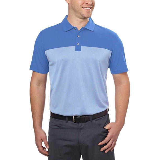 Bollé - Bolle Men's Short Sleeve Polo Shirt, Navy/Blue, Medium ...