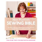 May Martin's Sewing Bible: 40 years of tips and tricks - eBook