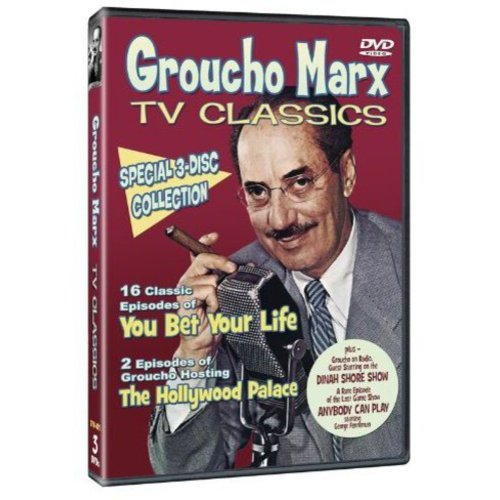 Groucho Marx: TV Classic 3 by SYNERGY DISTRIBUTION