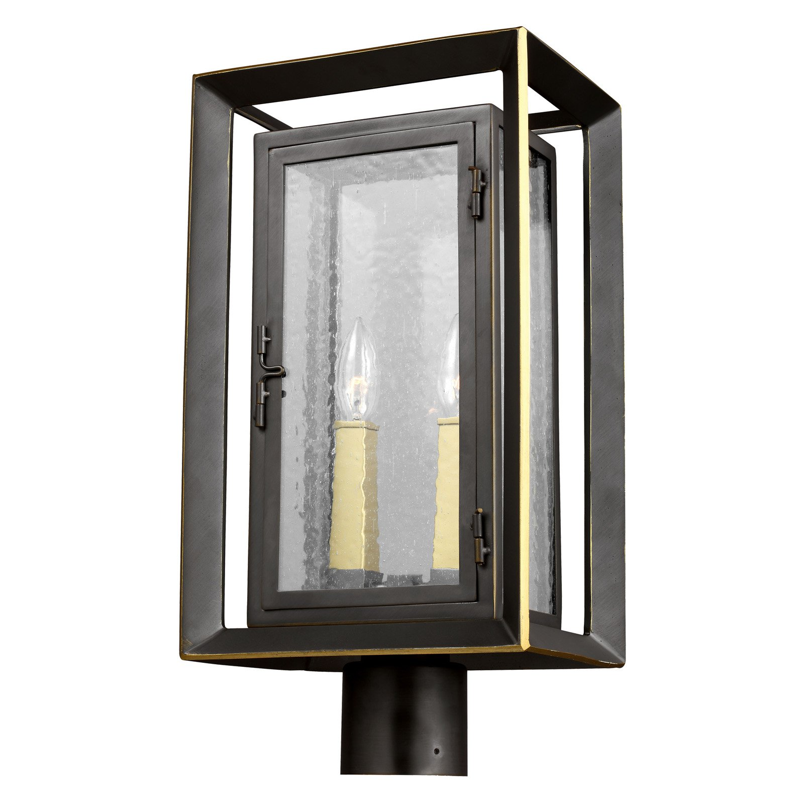 Feiss Urbandale Outdoor Post Lantern by Feiss