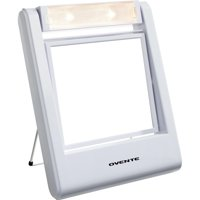 MLT22W Square Lighted 1x/2x Dual-side Vanity Mirror