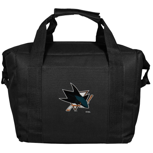 San Jose Sharks Kooler Bag - Black - No Size