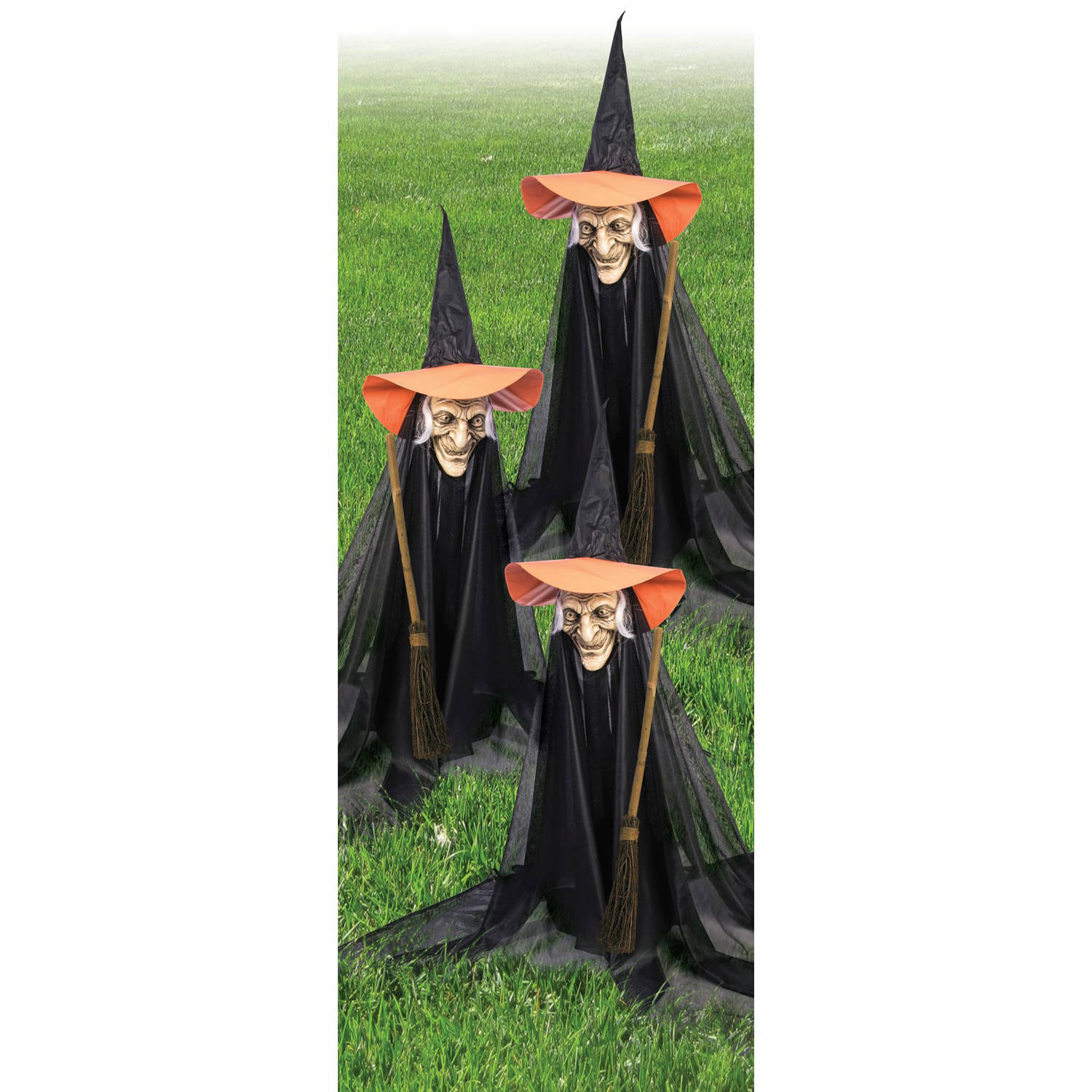 Witchly Group Set of 3