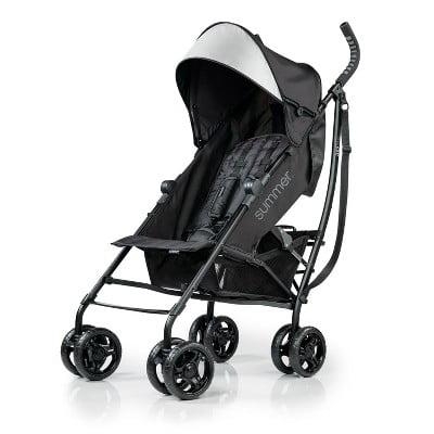 Summer Infant 3D Lite Stroller - Jet Black