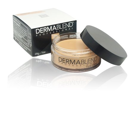 Dermablend Cover Foundation Creme Spf 30 -Medium Beige (Chroma 2 1/2) 1 Oz